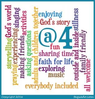 4th @ 4 - Fairtrade Special