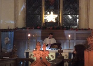 Bracon Ash Christmas Eve Communion 24 Dec 2020