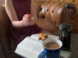 Coffee and Prayer