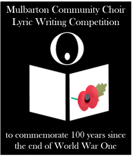 Mulbarton Community Choir - Lyric Writing Competition