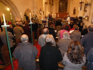 Advent Service of Light