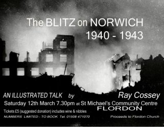 The Blitz on Norwich