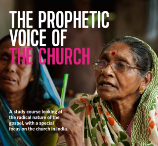 Lent Course 2019: The Prophetic Voice of India
