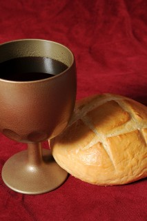 Easter Communion