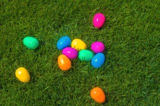 Easter Tea & Easter Egg Hunt