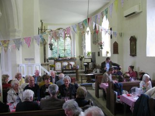 Harvest Festival with Lunch