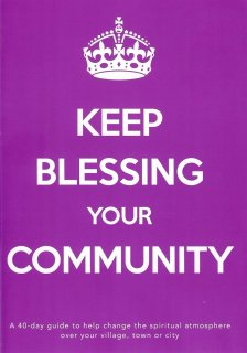 Keep Blessing Your Community
