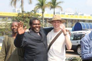 Praise Bash, with Rev Dr Medad Birungi
