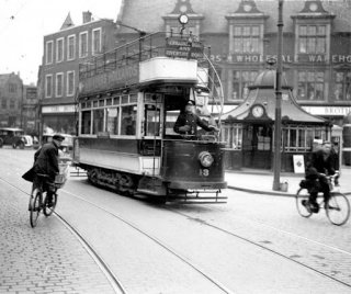 The Trams of Norwich: Transforming Streets, Transforming Lives