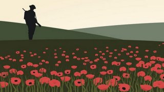 Mulbarton : Remembrance Sunday 8 November