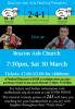 BAA Festival: '241 - Christian Musical Comedy'